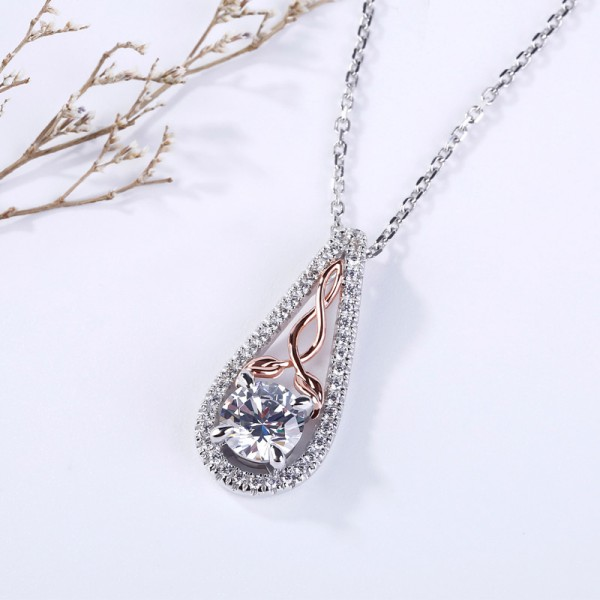 Tender Love Pendant Necklace