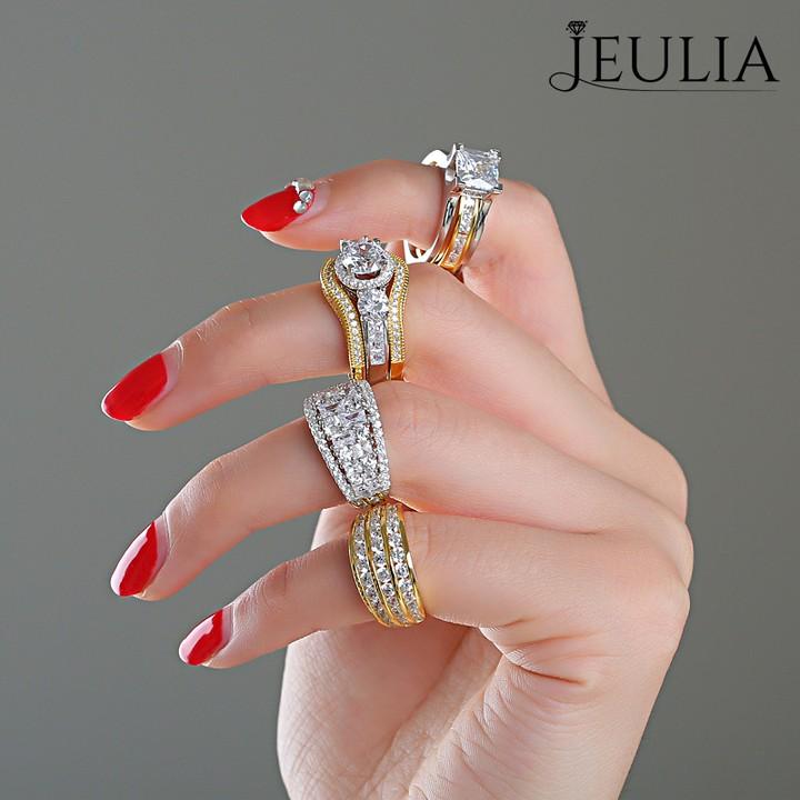 Jeulia Rings