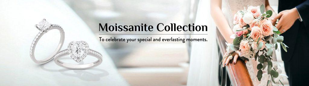 Jeulia Mossanite Jewelry Collection