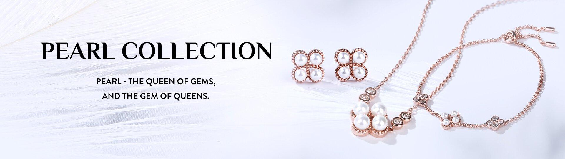 Jeulia Pearl Jewelry
