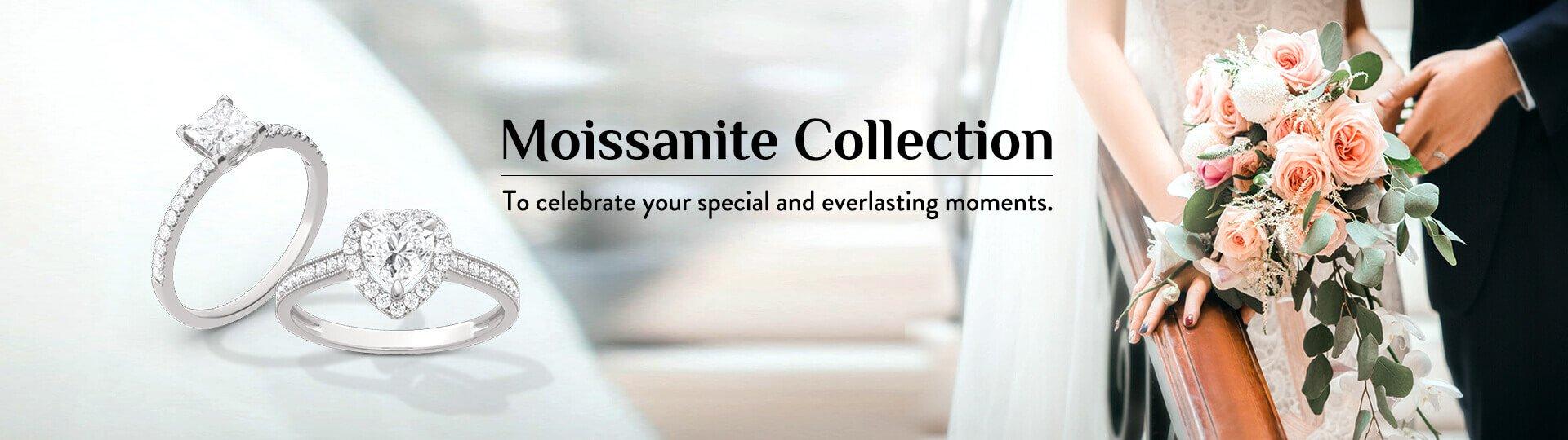 Jeulia Moissanite Collection