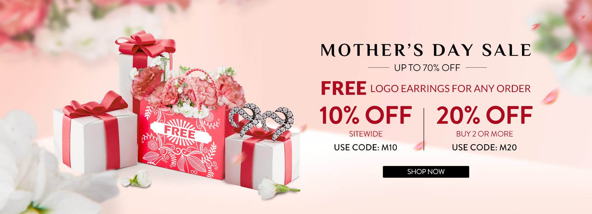 Jeulia Mother's Day Sale 2020