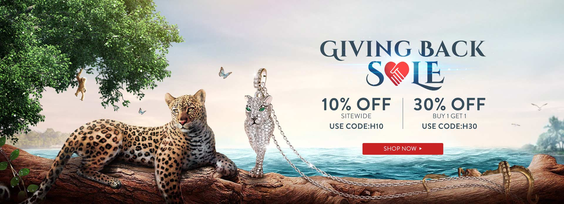 jeulia giving back sale