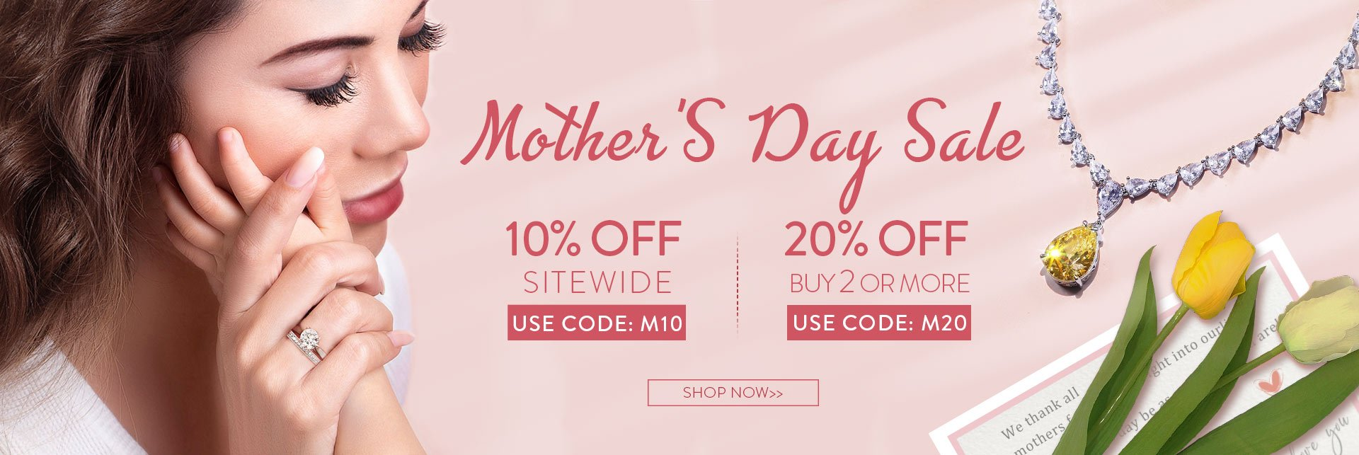 jeulia mother's day sale