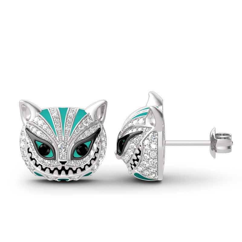 Earrings of Animal Collection