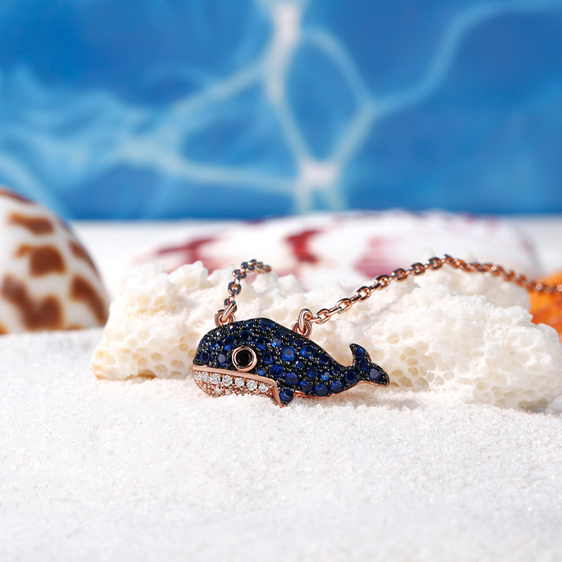 Necklace of Marine Collection