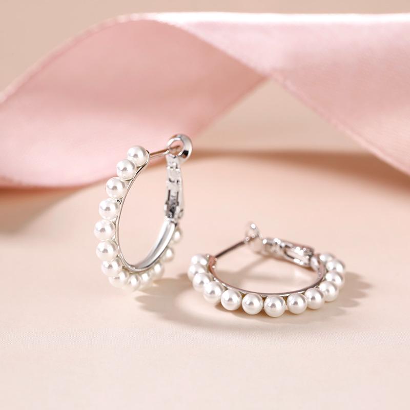 cultured-pearl-sterling-silver-hoop-earrings
